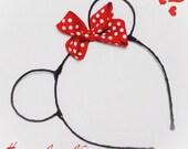 Ikeylas Custom Order Mickey Ears Custom Ribbons Boutique Lot