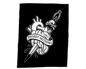 Regret Nothing Patch