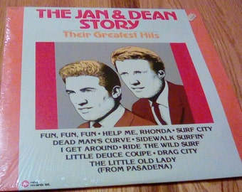 Jan And Dean Etsy