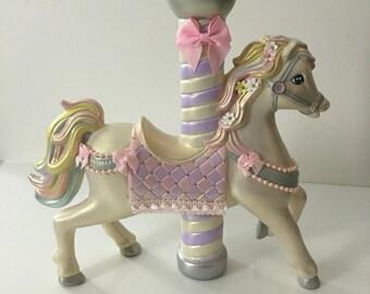 Horse Carousel - Ceramic