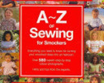 A-Z of Sewing - Country Bumpkin Publications