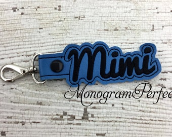 Mimi Snap Buddie (Blue)