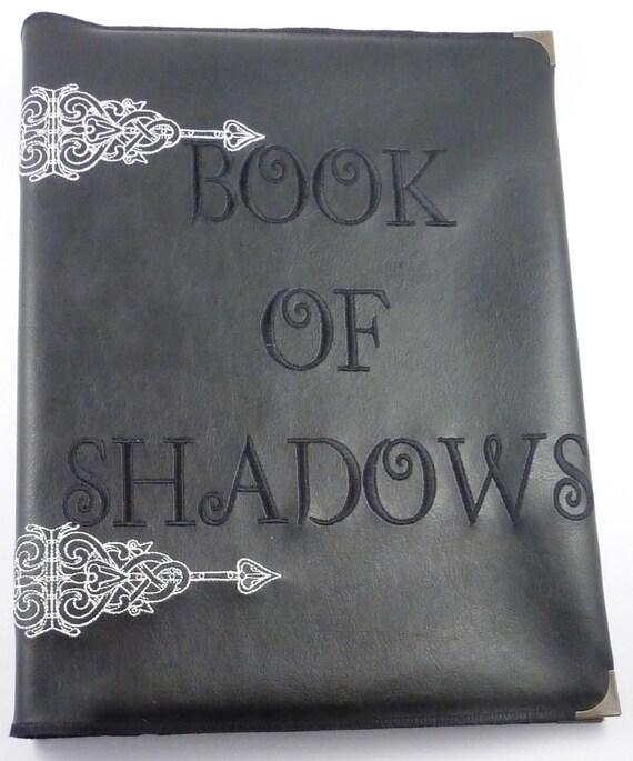 Book Of Shadows Ring Binder Uk
