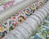 "Choose any 5 designs - 6"" x 6"" Sample Pack Italian Fine Paper"