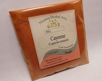 Cayenne Powder,