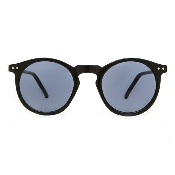 Round Black Sunglasses, Deadstock P3 Glasses, John Lennon Sunglasses, O'Malley Glasses, Great Gatsby Sunglasses