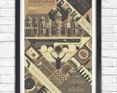 The Shawshank Redemption - 1994 - 17x11 Poster
