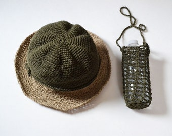 hand crafted sun hat. hemp straw hat for beach, travel, and riding. artisan made in small batches with eco friendly fibers hemp and cotton