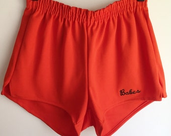 Legit Babes Custom Russell Short Shorts Size Small