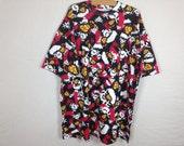 bape babymilo oversized shirt size XXXL