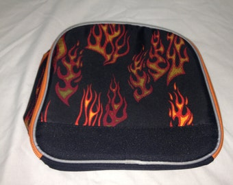 flame fire bag