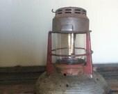 Vintage Embury No 40 Traffic Guard Lantern Warsaw NY
