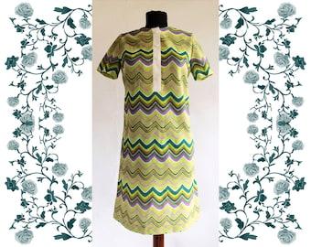 "1960's Vintage Deadstock NOS ""Dacron"" Dress"
