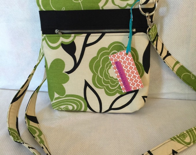 Across The Body Bag/Adjustable strap/long handle purse/Travel Purse