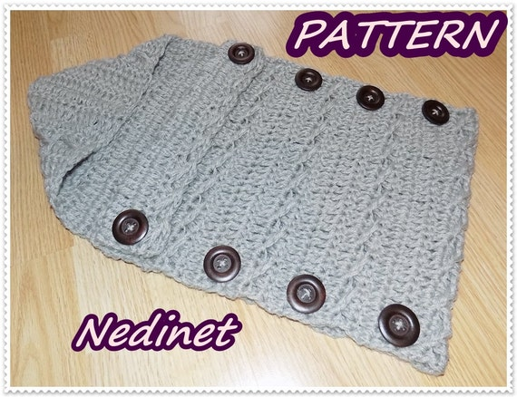 Baby Sleeping Bag Knitting Pattern Free : Crochet pattern baby sleeping bags