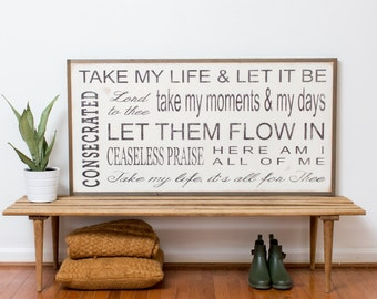 Take My Life 4x2
