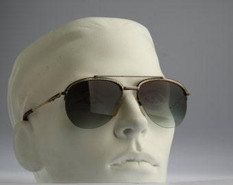 Longines Mod 0173 / NOS / 80S Vintage sunglasses / Glamorous designer shades