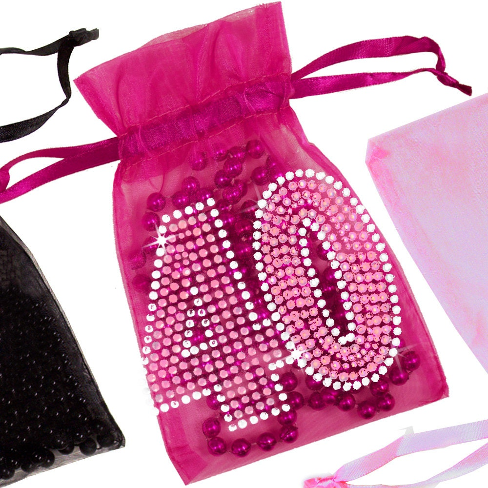 4Oth Birthday Favor Bags Birthday Party Favor 40th Birthday