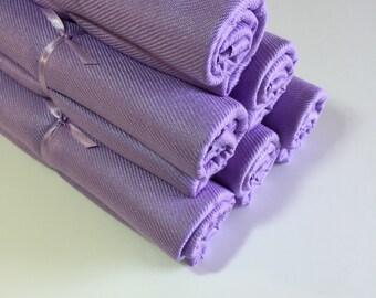 6 lavender pashminas, pashmina set, pashmina scarf, shawls, lavender wraps, bridal shawl, bridesmaid shawl, wedding favors, gifts, keepsakes