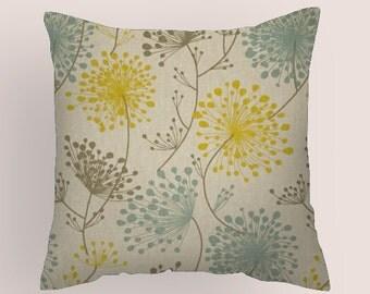 Blue Pillow Covers, Blue Pillows, Throw Pillows, Decorative Pillows