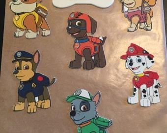 Paw Patrol Cake Decorating Kit