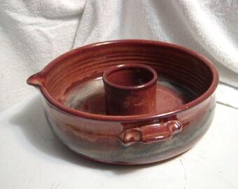 Potternot Pottery Dish  2 handled