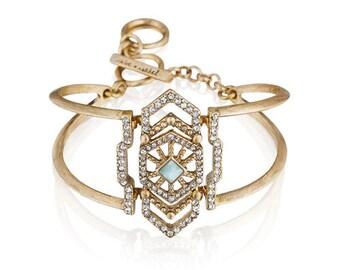 Portico Cuff Bracelet