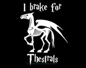 Thestrals Decal