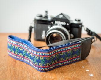 Vintage Hippy Camera Strap (New Old Stock!)