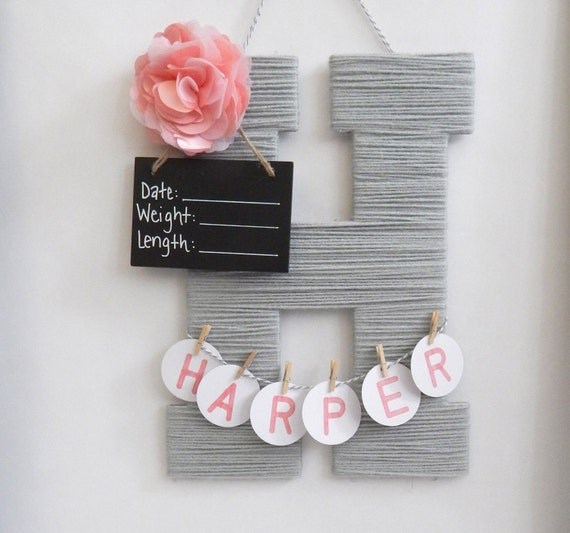 Hospital door hanging baby girl baby shower gifts baby for Baby girl hospital door decoration