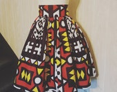 African clothing: The Belle Skirt
