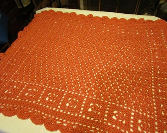 Gorgeous Soft Scalloped Baby Blanket