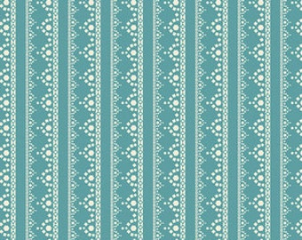 Baby Bedding Crib Bedding - Blue Lace Pattern