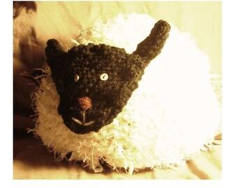 Sheep Egg Cosy Knitting Pattern : Sheep tea cosy Etsy