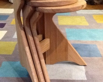Hop stacking stool /table