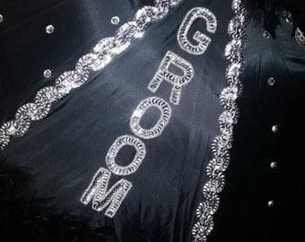 Custom Groom Wedding Umbrella