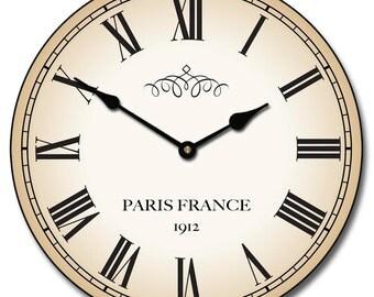 1912 Paris Wall Clock