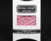 20 Yards Divine Twine Bakers Twine Solid Light Pink Twine, Pink Party Twine, Pink Packaging Twine