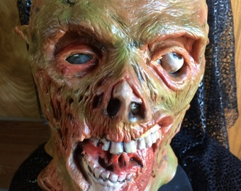 Decomposed Zombie Mask