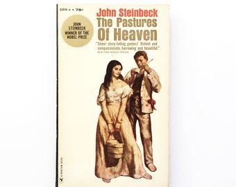 The Pastures of Heaven • John Steinbeck • Bantam paperback • pocket size • 1967