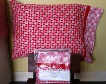 Pillowcase of the Month Club, February Hugs & Kisses Kit