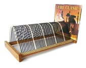 NOW ON SALE Vintage vinyl record holder, LPs or singles from the 50s