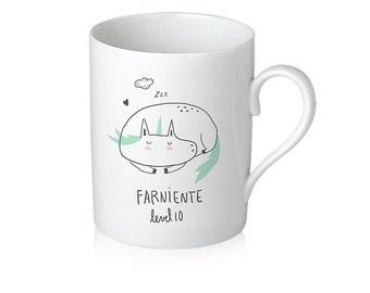 """Mug Unicorn """"Farniente"""""""
