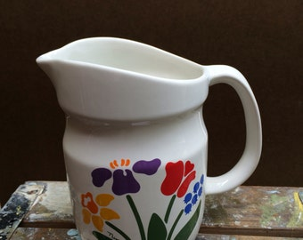Flower Pitcher from  1980's