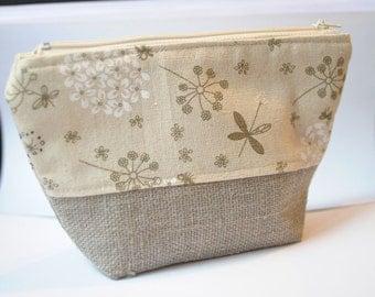 Clutch Bag Clutch Rustic Evening Bag Handbag Bags Purses Linen Pouch Women Purse Evening Clutch