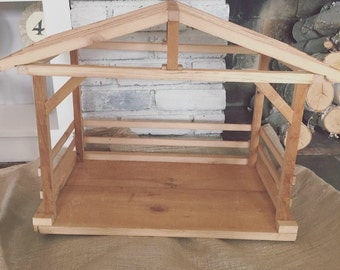 Wood Stable