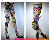 15% Off BJD SD13 1/3 Doll Clothing - Halloween Ghost Town Leggings