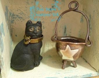 Star mini cauldron