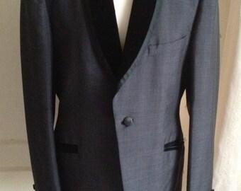 1950s/60s CYE MARTIN Silk Mohair Wool Suit Jacket Blazer