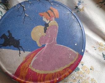 Crinoline Lady Romantic Chocolate Box